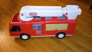 Very Large Little Tikes Fire Truck