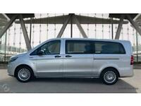 2021 Mercedes-Benz Vito e Tourer 100kWh L3 PRO MPV Electric Automatic