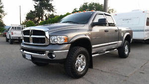 2005 Dodge Ram 3500 5.9 6 speed