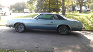 For Sale As Is 1976 Cutlass  Supreme