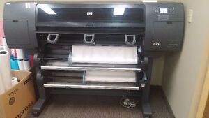 Professional HP DesignJet 4500ps Plotter
