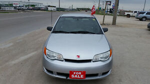 2007 SATURN ION QUAD COUPE - SAFETY CERTIFIED