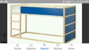 Used Ikea Bunk Bed for sale