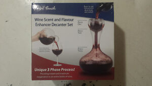 Wine Decanter with Filter