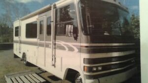 Flair, classe A 1991,  Modèle Fleetwood Flair, 6 places