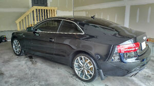 2012 Audi A5 Turbo S-Line with Warranty