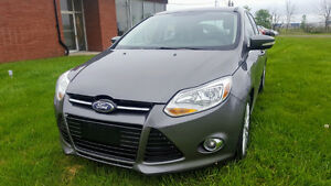 2012 Ford Focus SEL $7995