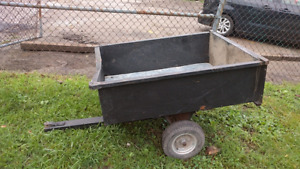 Small dump trailer for sale