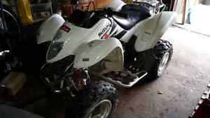Looking for a place to try out my ATV near Kitchener