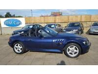 1999 BMW Z3 1.9 16v,LADY OWNED SINCE 2005,NEEDS TLC,PROJECT.MOT'D & DRIVES WELL