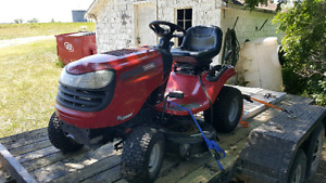 Parts mower for sale