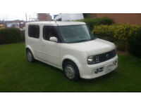 Nissan Cube 1.4 Auto PX Swap Anything considered