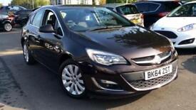 2014 Vauxhall Astra Elite Manual Petrol Hatchback
