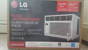 LG window mount air coditioner- FOR SALE!!!!