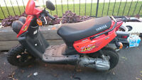 Scooter Yamaha BWS YM50 2006 stock en bonne condition