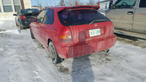 98 civic hatch 500 obo or trade