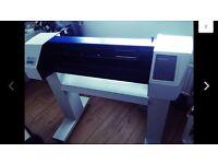 Csr s610/summa d610 vinyl cutter