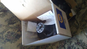 New water pump for 302 Ford