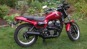 Honda Ascot VT500FT Parts