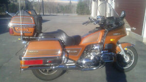 85 Fuel injected Goldwing Loaded May trade for on-off road
