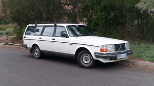 1986 Volvo 240 Wagon Campbell North Canberra Preview