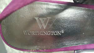 WORTHINGTON LADIES PUMP SHOES - SIZE 8 Kitchener / Waterloo Kitchener Area image 3