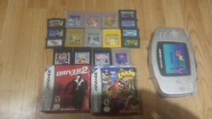 Nintendo Gameboy GBA and Sony PSP and PS Vita Games for Sale!!!