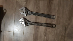 12 inch adjustable wrenches