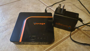 Vonage VOIP box - model VDV22-VC
