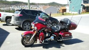2006 Harley Davidson Ultra Classic with Extras