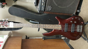 Guitar Bass Soundgear By Ibanez SR300 Made in Indonesia