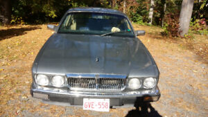 1988 Jaguar XJ6  3.4 ltr Soverign