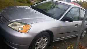 Honda civic 2001 1000$