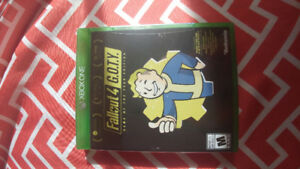 Fallout 4 game of the year edition neuf