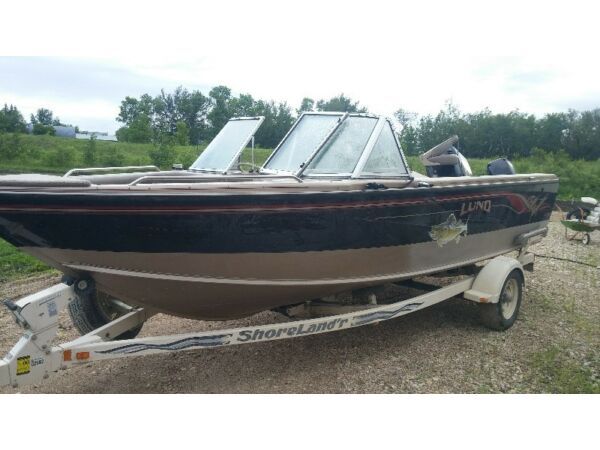 Used 1999 Lund Boat Co tyee grand sport
