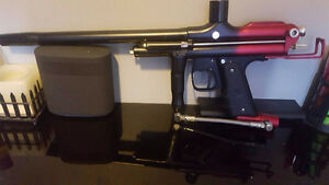 WGP Trilogy Pro Paintball Marker - 9/10 Condition
