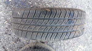 P 185/65 R 14 TIRES Great condition !!! Prince George British Columbia image 2