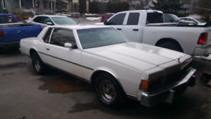 Rare 2 door 1977 Chevy Caprice 5.7 l sell or part out