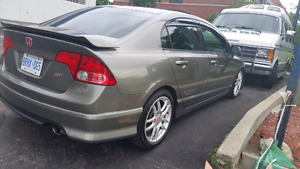 2008 Honda civic Si safetied etested