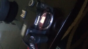 Canon EOS 40D with 50mm lense