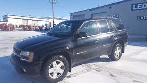 2002 chev trailblazer