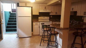 Two Bedroom Basement Apartment for Rent on Commercial