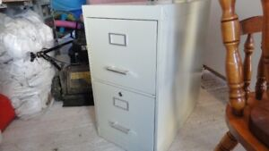 FILING CABINET'S. TWO AND A FOUR DRAWER $20 & $50