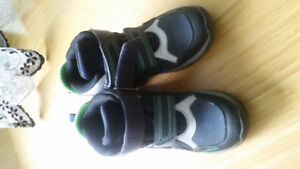 Boys Geox winter boots size 2