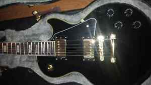 Epiphone Les Paul Custom Pro with humbucker splitters. HSC