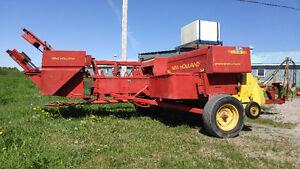 Nez à maïs et presse New holland 316 Lac-Saint-Jean Saguenay-Lac-Saint-Jean image 5