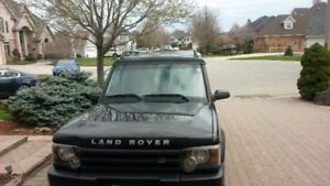 2003 Land Rover - Tough Truck