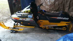 Mint 1998 Ski Doo  (Price Reduced)