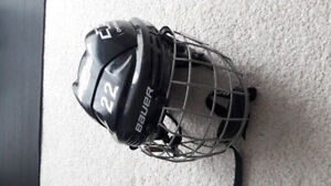 Kid Hockey Helmet with mask child Bauer