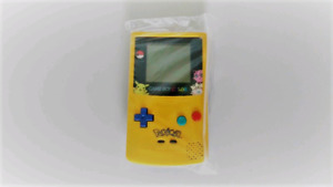 Gameboy color gbc game boy Pokemon limited edition